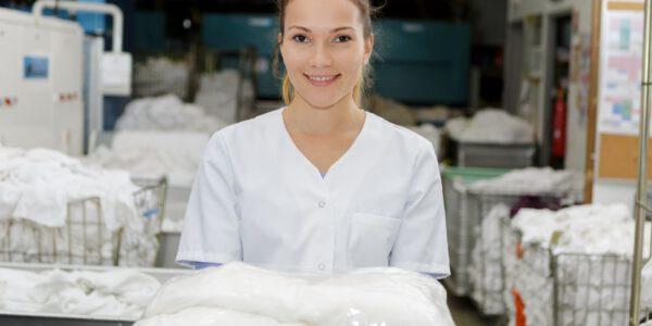 Mitarbeiter Wäscherei unreine und reine Seite (m/w/d)